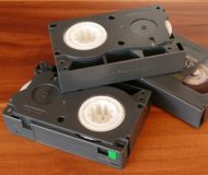 kasety VHS mniej trwalsze nisz DVD